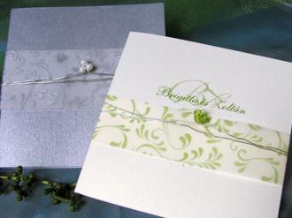 we004 esküvői meghívó